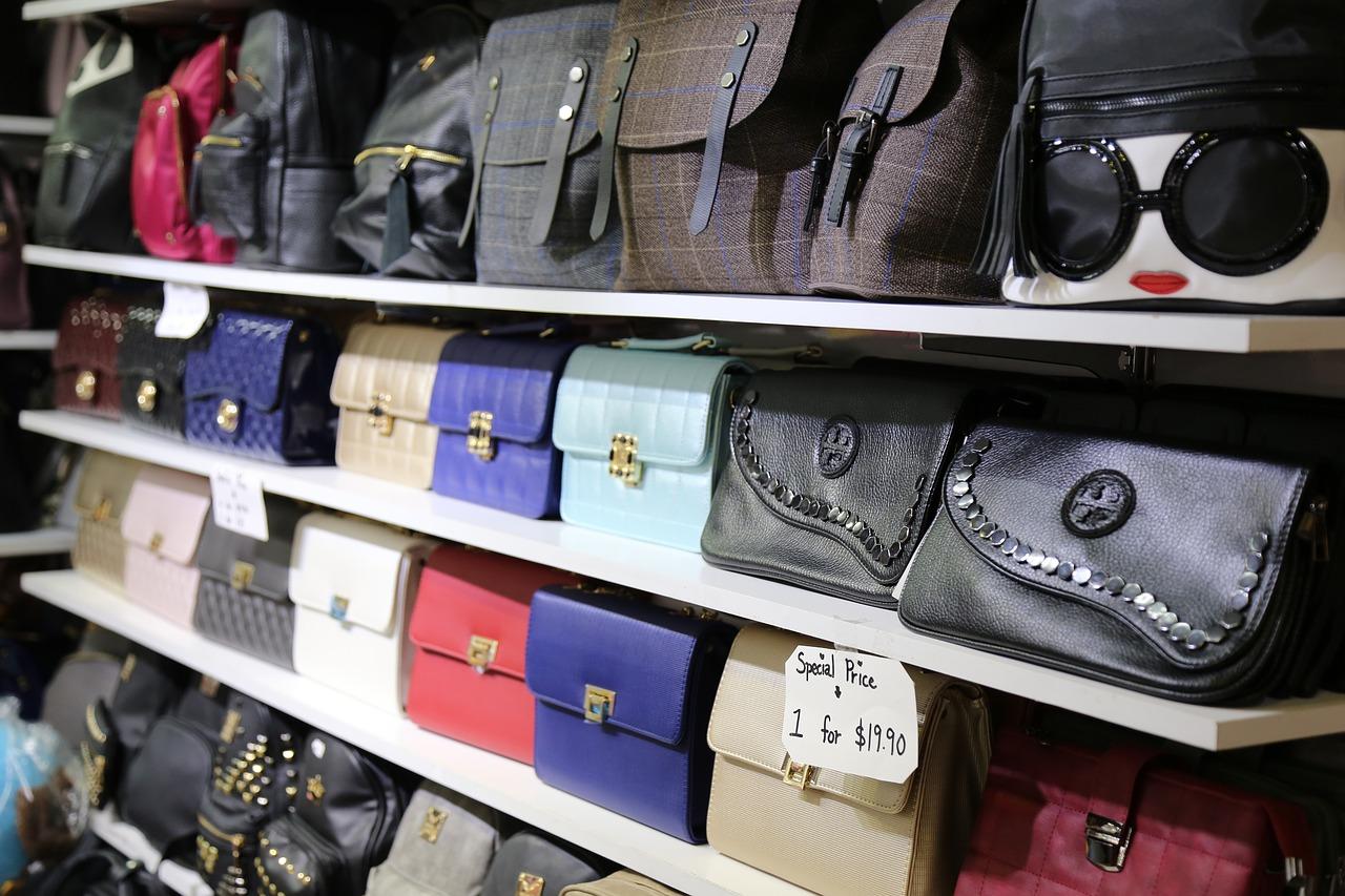 Ile torebek kobieta powinna mieć w swojej szafie