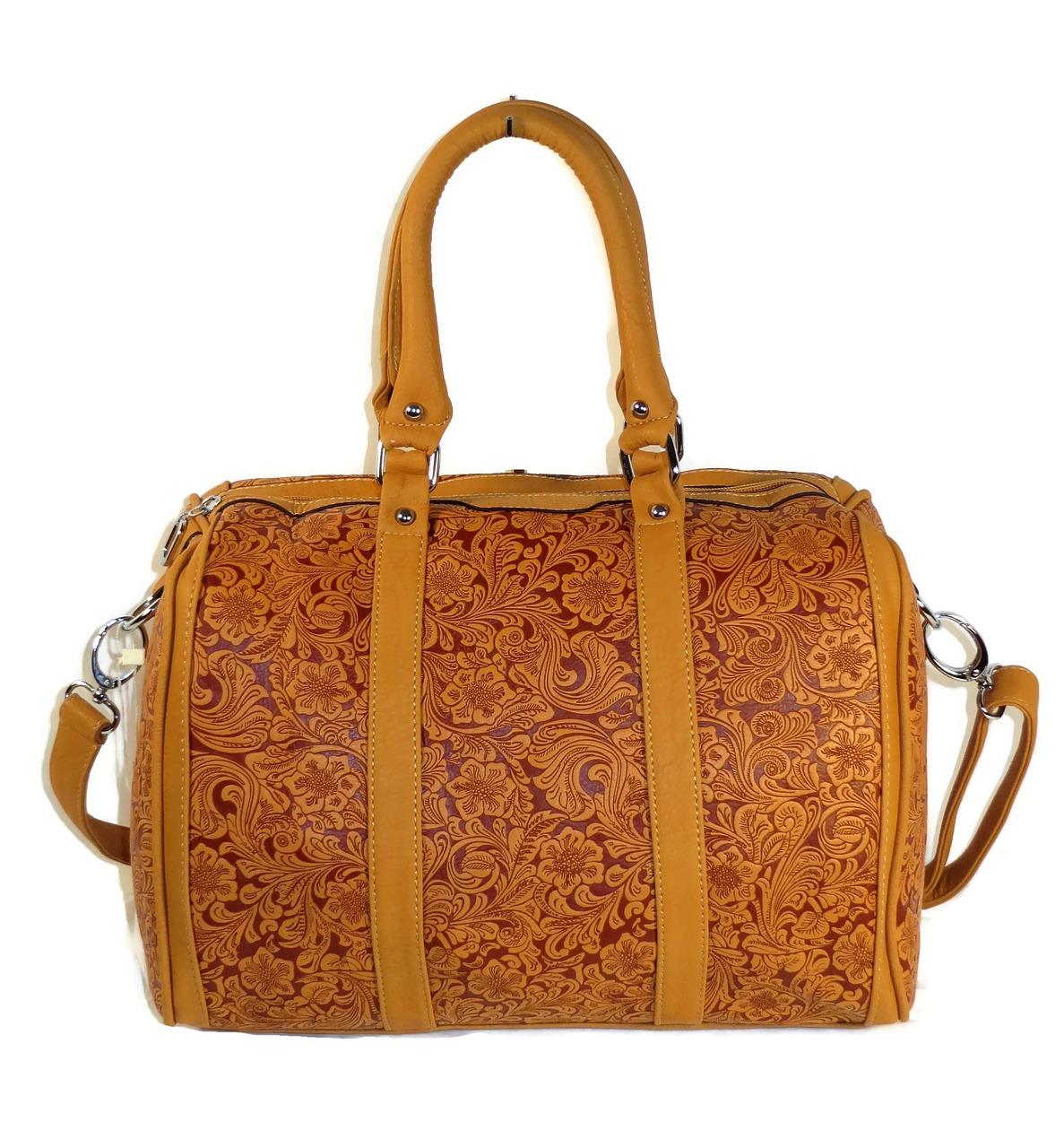 Kuferek, czyli torebka na różne okazje